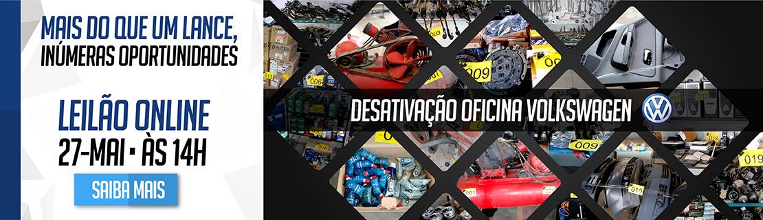Banner Oficina VW Capa