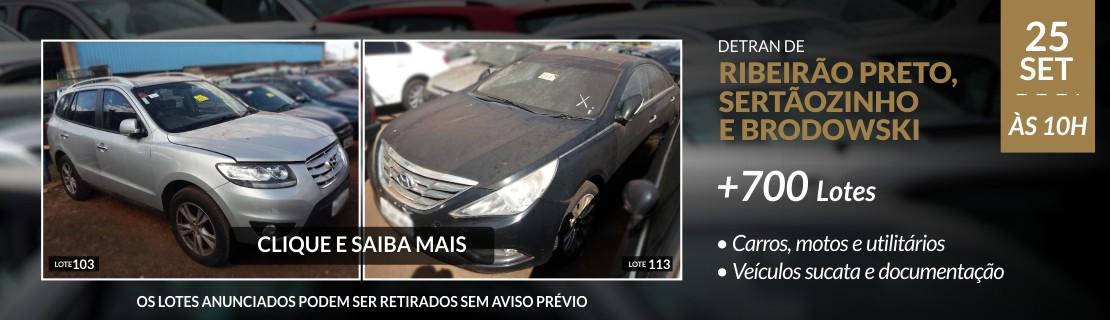 Leilão de Ribeirão Preto e Sertãozinho
