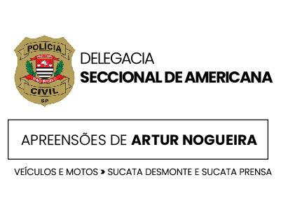 DELEGACIA SECCIONAL DE POLICIA DE AMERICANA