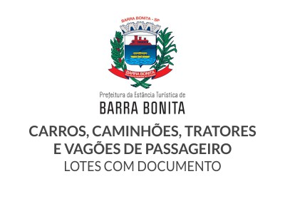 PREFEITURA - BARRA BONITA